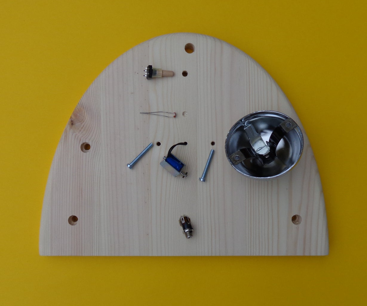 Optional Elements for the CountClocks