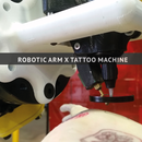ROBOTIC ARM X TATTOO MACHINE, to Be Continued…