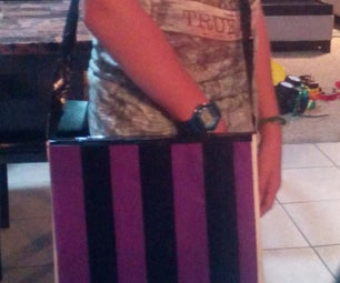 Duct Tape Binder