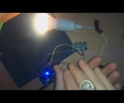 Arduino - CLAP SWITCH - SOUND CONTROL SWITCH