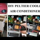 Solid State Air Conditioner with Old Bitcoin Hardware Ver. 2