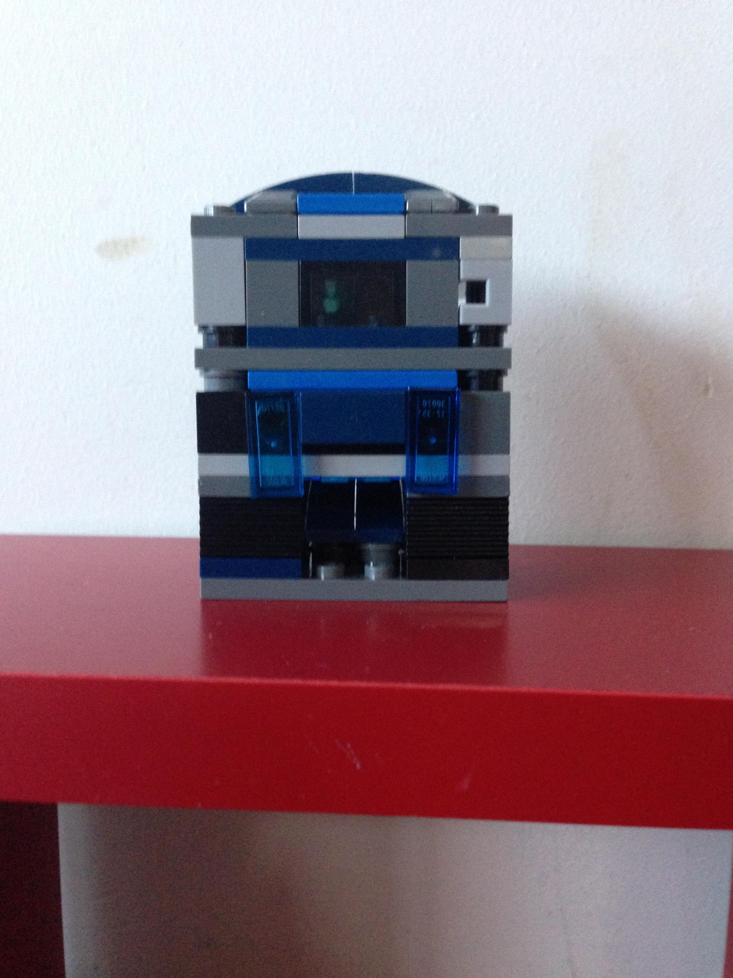 Lego Soda Machine