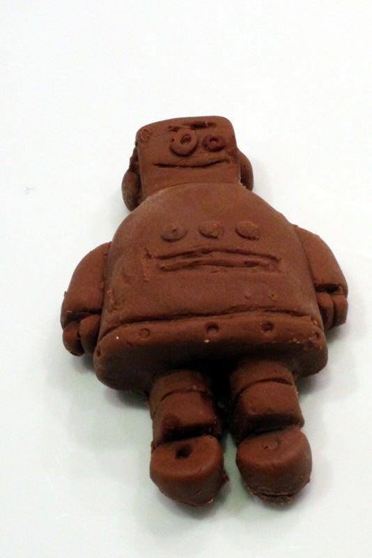 Chocolate Robot Recipe
