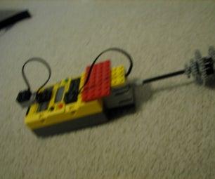 Lego Hot Chocolate Mixer