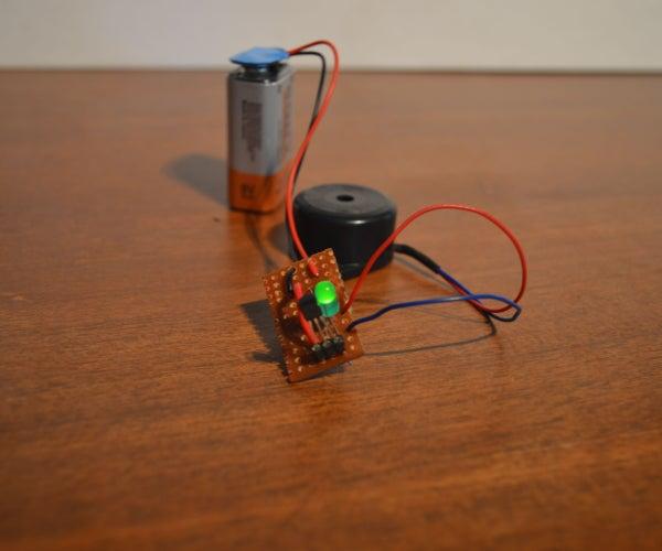 Electronic Sensor & Component Tester