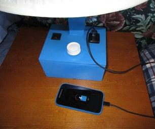 Make This Versatile Lamp