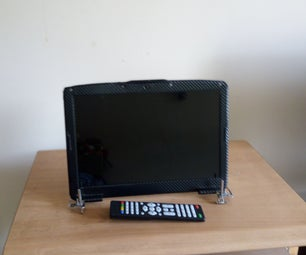 Convert Your Laptop LCD to External Monitor