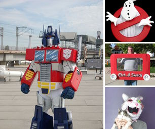 Ultimate Instructable Costume Resource