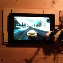 Robot Tablet Player