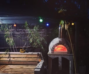 Vermiculite, Gym Ball Dome, Wood Fired Pizza Oven