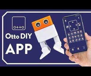 Otto DIY+ Arduino Bluetooth Robot Easy to 3D Print