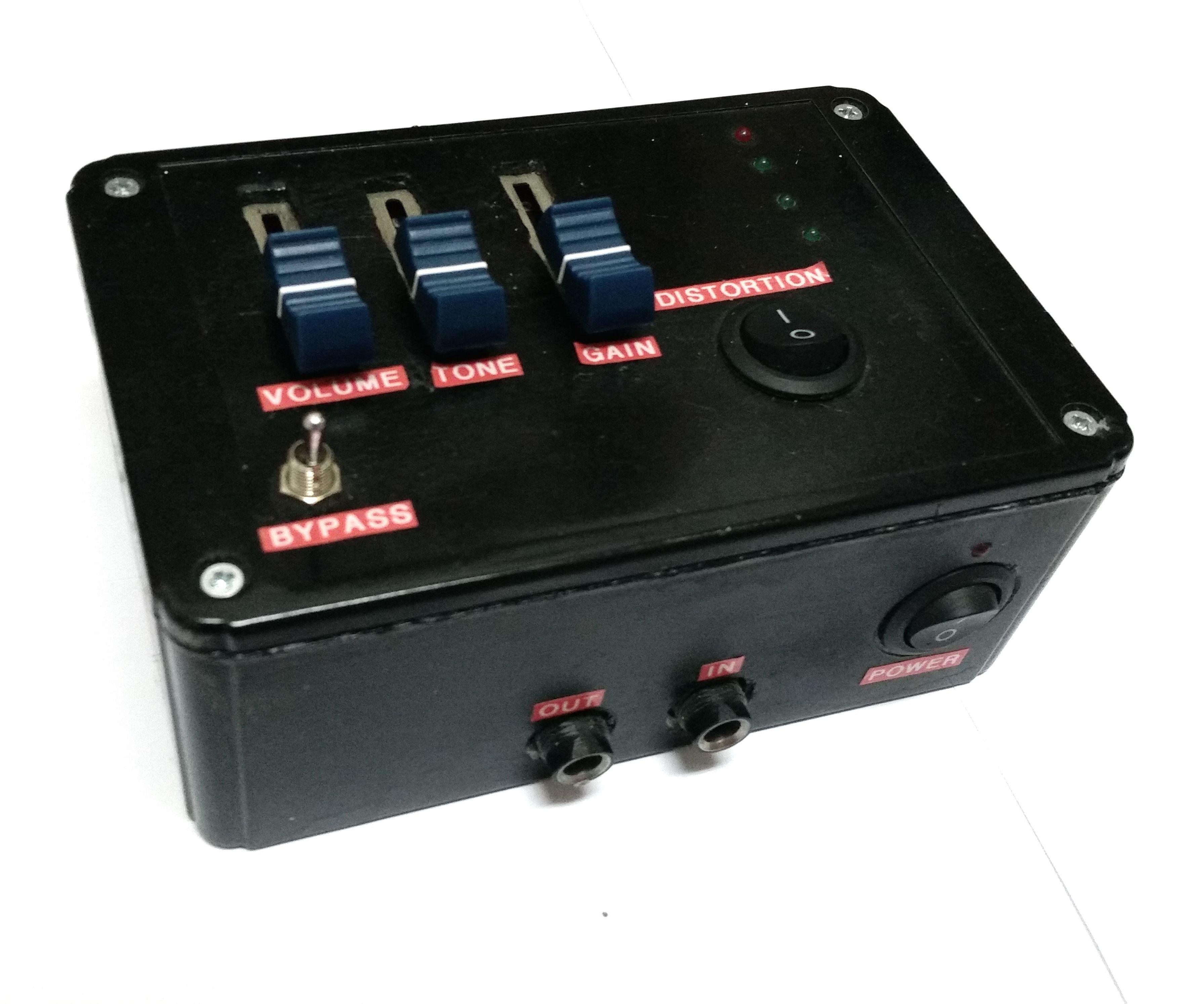 5W Guitar Amplifier+