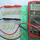 Measuring low resistance / 4-wire on the cheap
