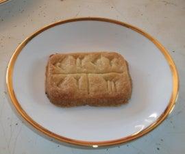 Cuneiform Cookies