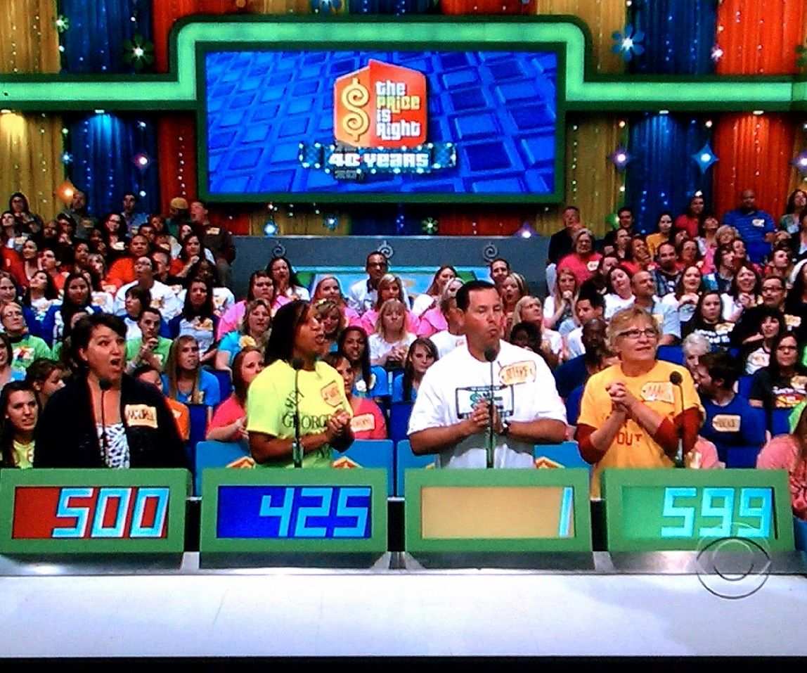 Win big on The Price is Right