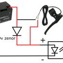 Simple Brake Light Switch