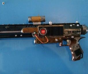 "Cosplay Gun  ""Circuit Breaker"""