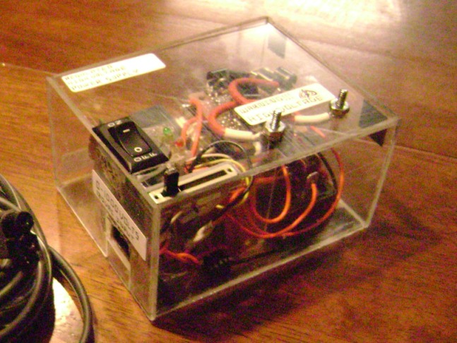 Variable Cheap High Voltage Power Supply
