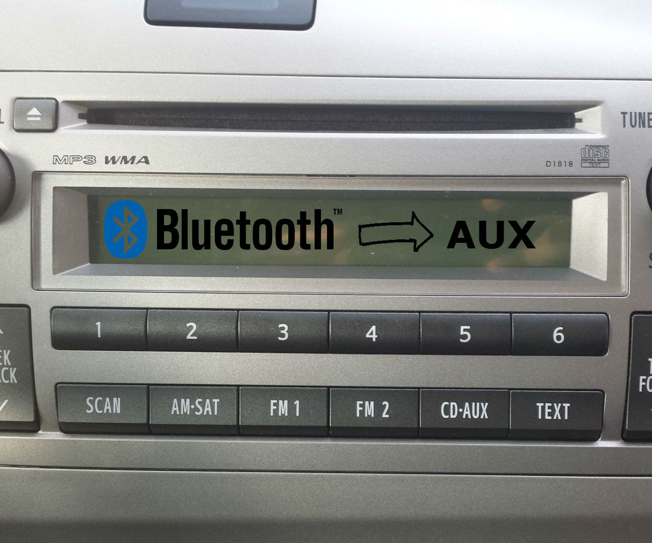 Adding Bluetooth support to your car