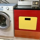 Dryer Fix and Re-paint
