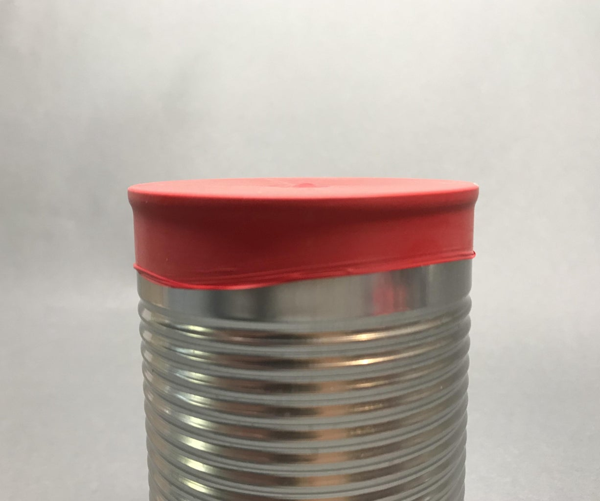 Alternately Use a 'Tin' Can
