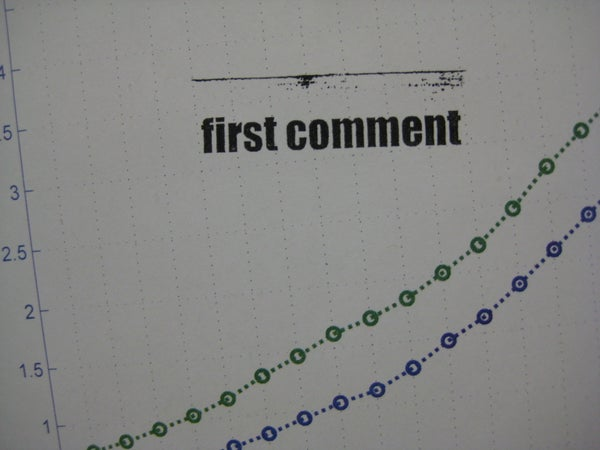 Offline Commenting