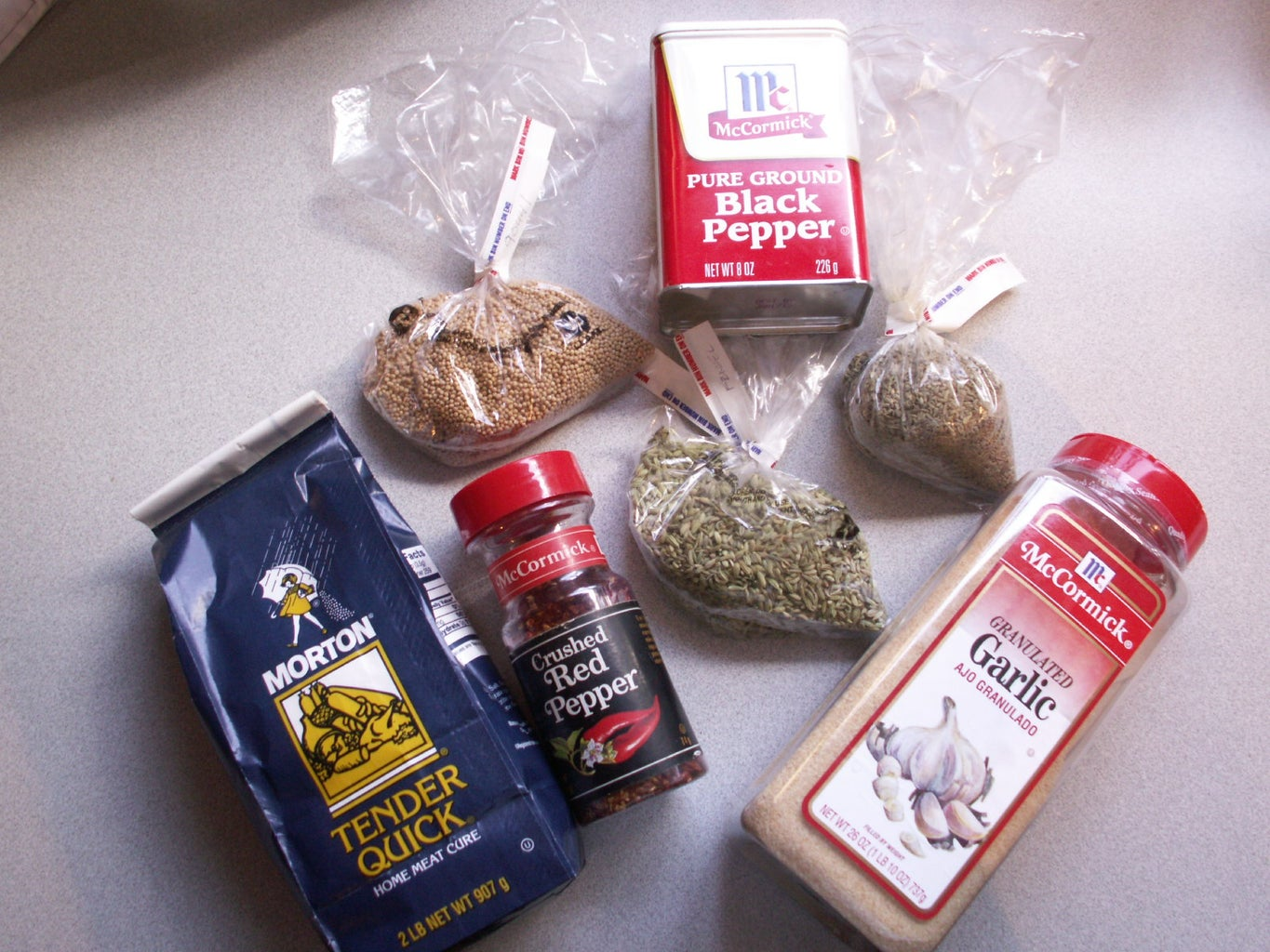 Gather Ingredients and Materials