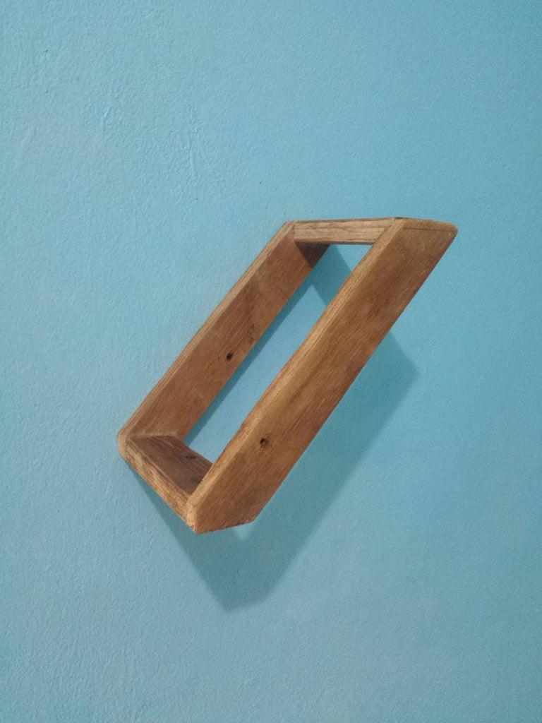 Modern Contemporary Tilt Book Shelving