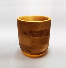 Handmade Wooden PARTY Cup (No Lathe!)