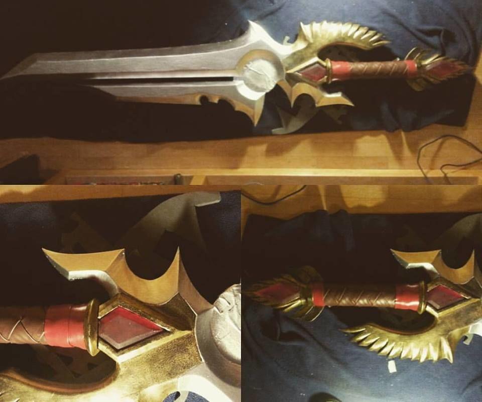 Shalamayne, Varian Wrynn's Sword