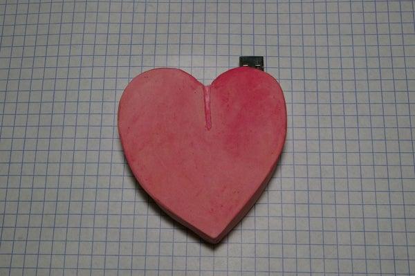USB Drive Heart