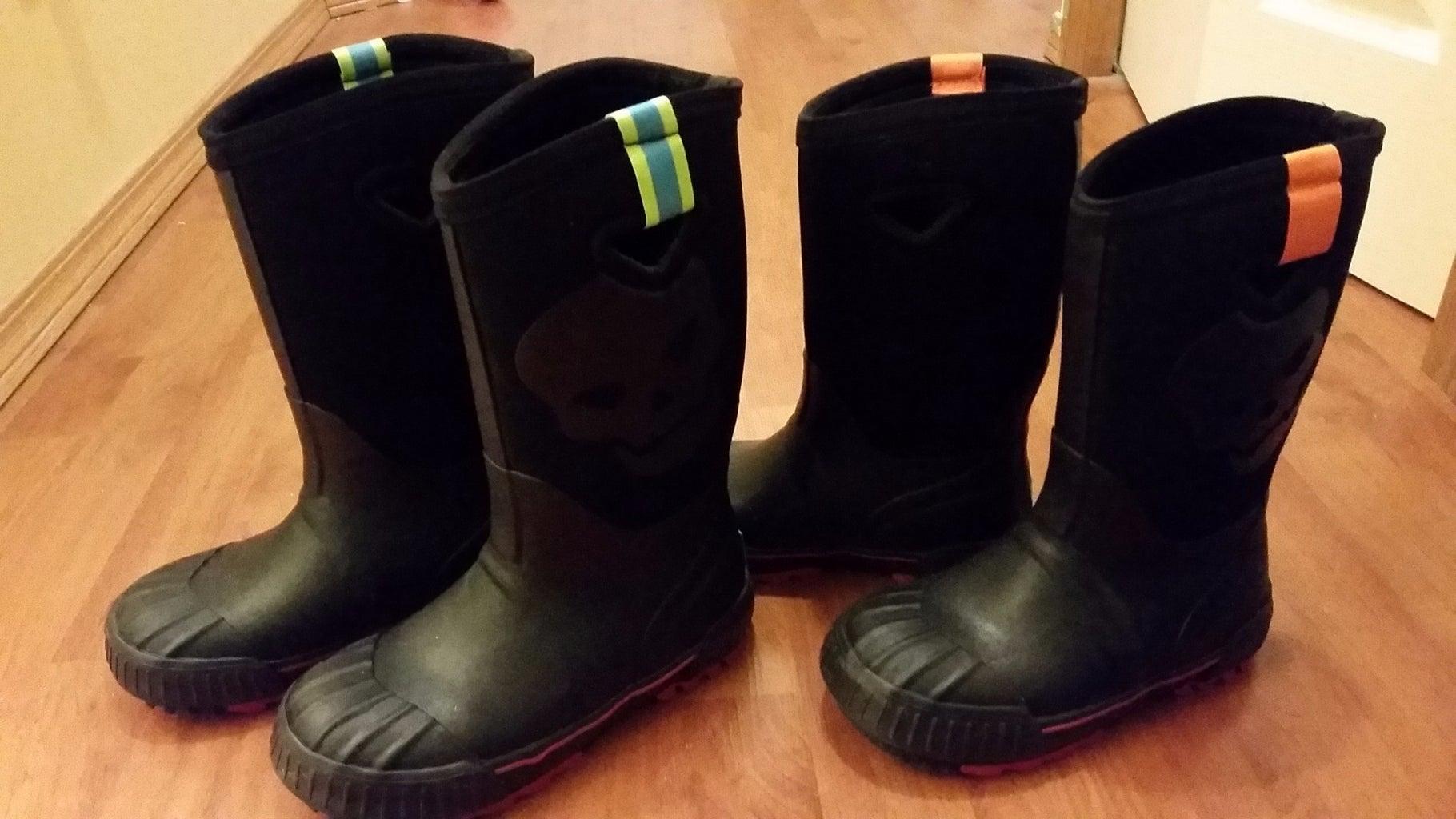 Unique Kids Boots