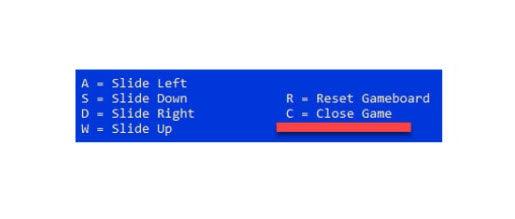 Close Window Command