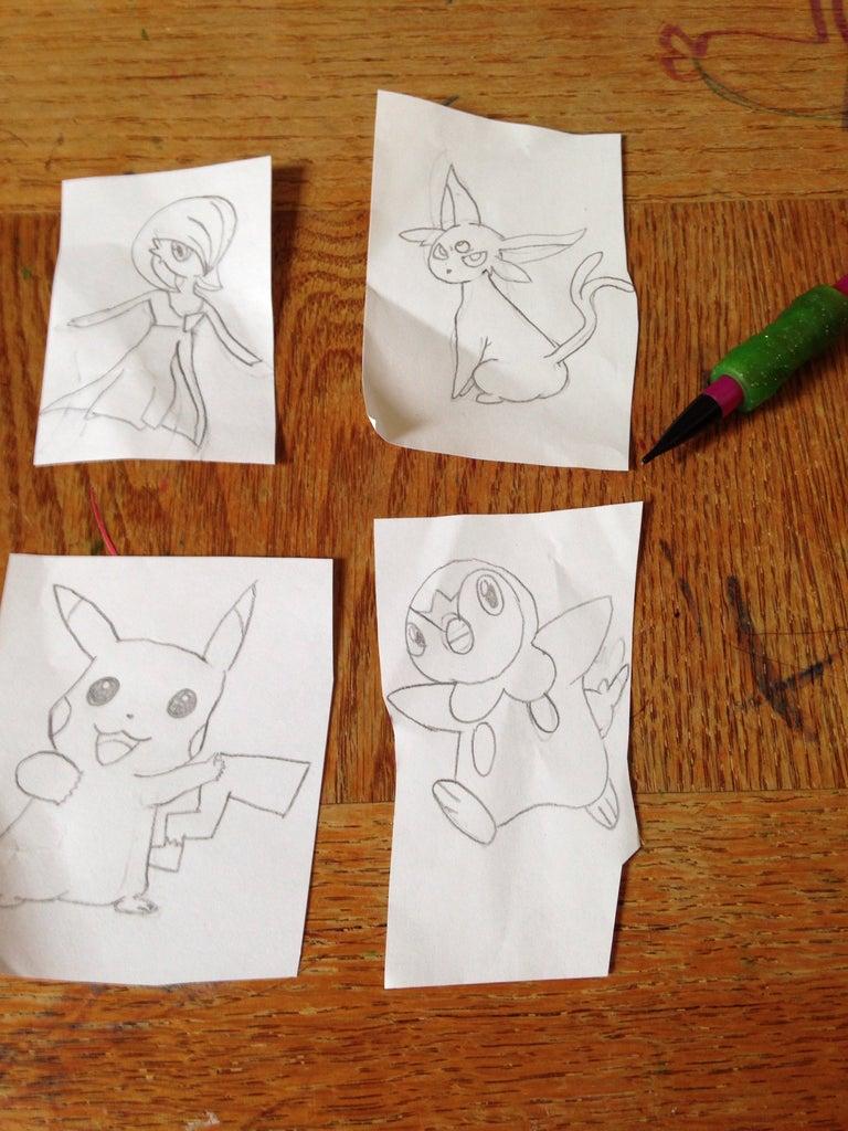 Draw Some Pokèmon