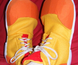 Kelseymh's High Order Derivative Common Sensible Soles of Obviousness (clown Shoes)