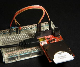 Simple Wireless Temperature Sensor Updating Web Site With Electric Imp and Thermistor