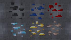 Minecraft Ores(no Mods, for Xbox)