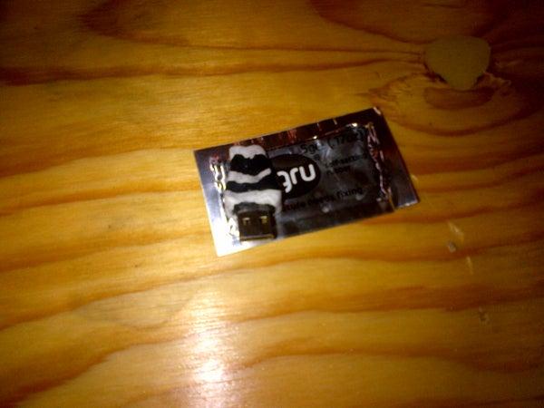 USB Flash Drive Case With Sugru