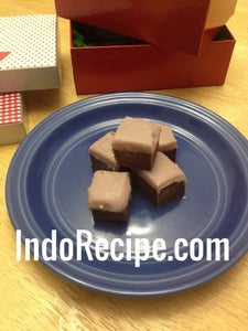 Two Tone Chocolate Raspberry Fudge