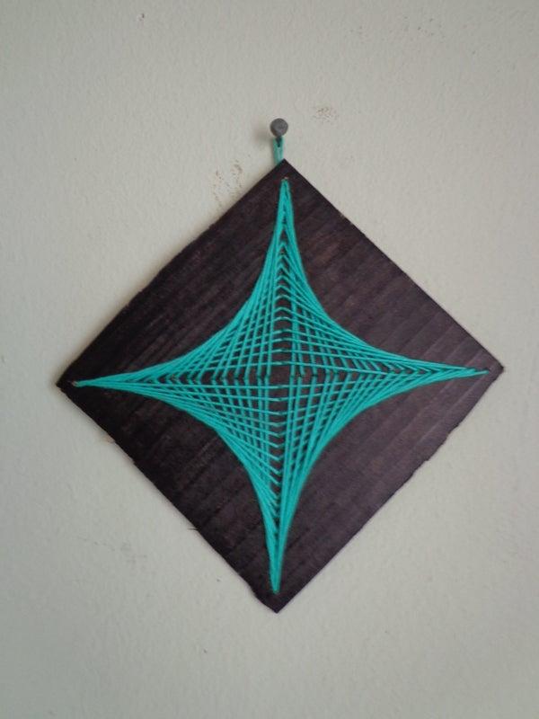 Epic String Star Wall Decor