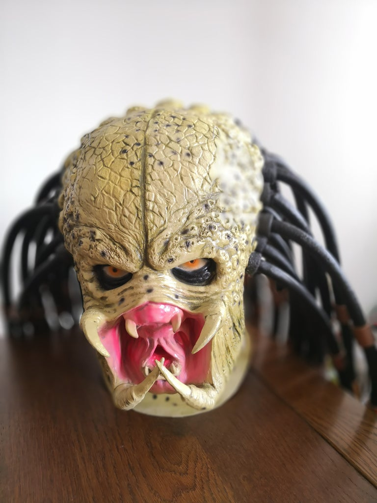 Adding Better Dreadlocks to the Mask