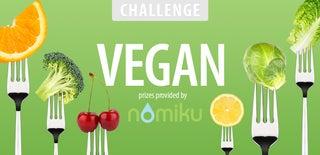 Vegan Food Challenge