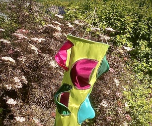 Backyard Bubble Twister