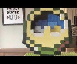 Working Minecraft Clock