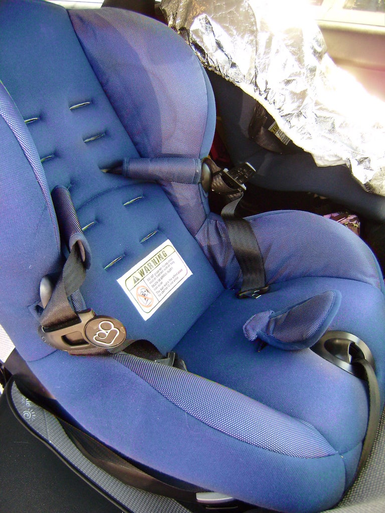 Liquid Cooled Car Seats for Babies (or You)