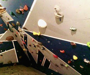 Home Bouldering Wall (Woody)