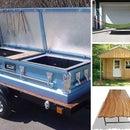 [newsletter] Casket Grill, Grass Hammock, Budget Cabin