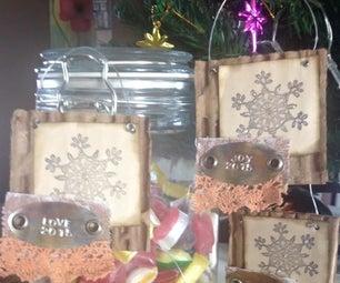 Christmas Ornaments/Gift Tag's