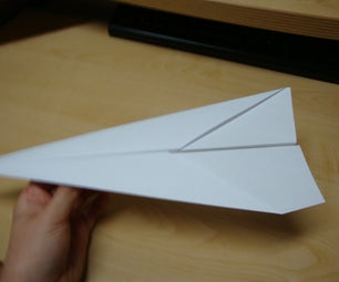 How to Make a Paper Airplane!
