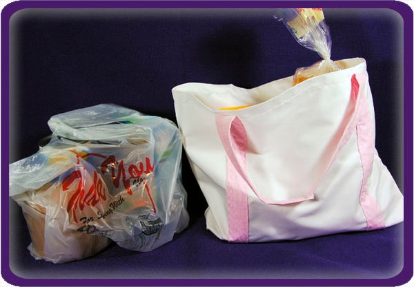 A TOTE-ally Easy Way to Help the Earth